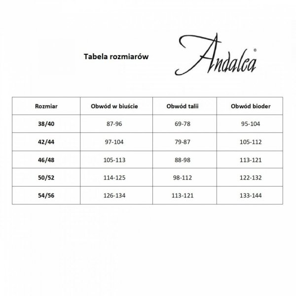 Andalea SB/1001 Košilka