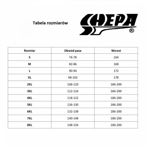 Shepa 053 Pánské plavky (B3D12/11)