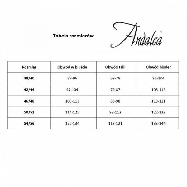 Andalea Z/5010 Kostým Servírka
