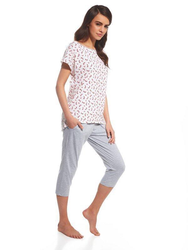 d5f56a4fc31 Cornette Cindy 055 106 Dámské pyžamo - Dámská pyžama - Noční prádlo