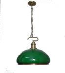 Żyrandol mosiężny JBT Stylowe Lampy WZMB/W28Z/DU(50080)