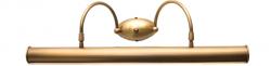 Kinkiet mosiężny JBT Stylowe Lampy WKMB/W27/600