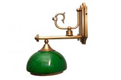 Kinkiet mosiężny JBT Stylowe Lampy WKMB/W76K/1