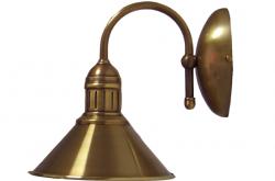 Kinkiet mosiężny JBT Stylowe Lampy WKMB/W28K/1(CBW340330)