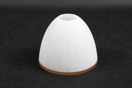 Klosz szklany KB-BL-565WLG D135 - klosze do lamp