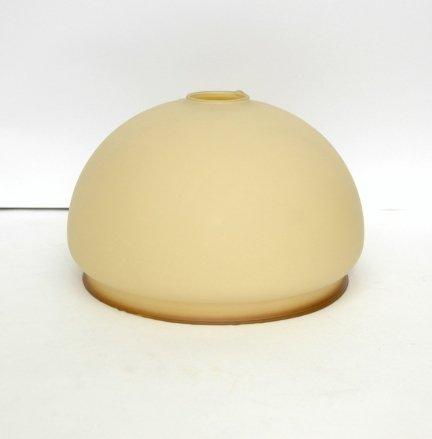 Klosz szklany duży 25cm do żyrandoli,lamp,E27