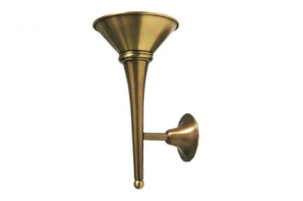 Kinkiet mosiężny JBT Stylowe Lampy WKMB/W51/1