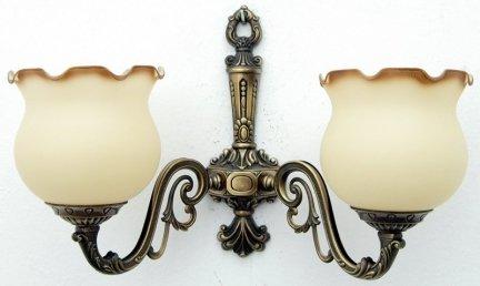 Kinkiet klasyczny JBT Stylowe Lampy WKZI/08SH/2
