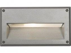 Kinkiet Nowodvorski BASALT silver I zewnętrzny 4966