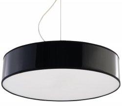 Lampa Wisząca ARENA 45 SL.0118 Czarna Sollux