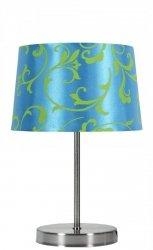 AROSA LAMPA 1X40W E14 NIEBIESKI 41-55873 Candellux