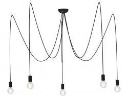 Lampa wisząca Nowodvorski SPIDER BLACK V 6788