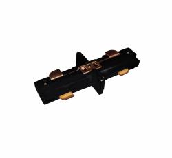 I łącznik wewnętrzny czarny  do szynoprzewodów LP-551-S-BK Light Prestige