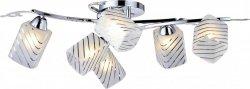 ZEBRA lampa sufitowa K-JSL-8085/6 CHR KAJA