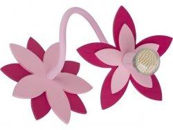 Kinkiet Nowodvorski FLOWERS PINK I 6893