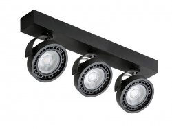 JERRY 3 230V LED Black AZzardo GM4302 BK