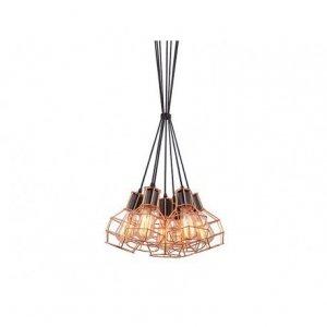 Lampa wisząca Carron 7 AZzardo MD50148-7