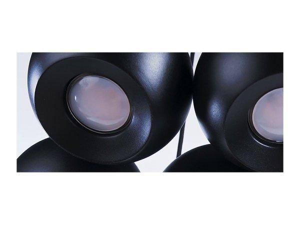 Lampa wisząca AZzardo Gulia 7 Black FH5957-BJ-120