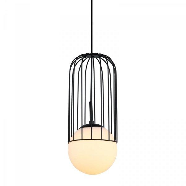 Lampa wisząca MATTY MDM-3939/1 BK Italux
