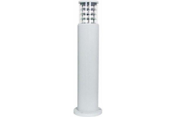 WYPRZEDAŻ Esterna - lampa stojąca zewnętrzna 1 płomienna biała 60cm NC313791RT