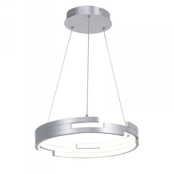Lampa wisząca VELAR MD16003097-1B SILVER Italux