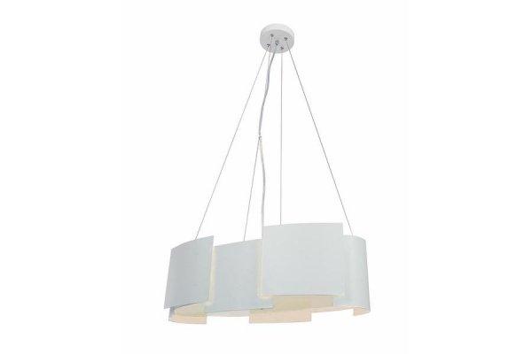 WYPRZEDAŻ Swanson lampa wisząca srebrna 328904-01 REALITY