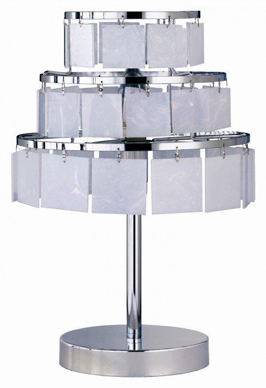 Trish - lampka 1 płomienna chrom 537610106