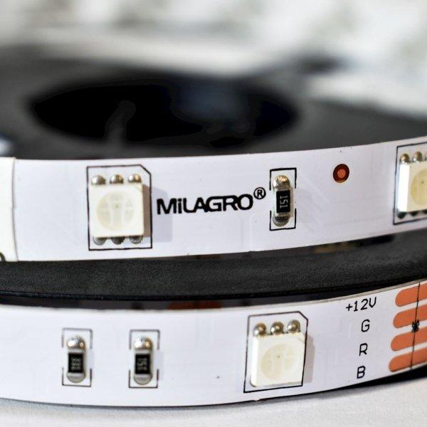 Taśma Pro 30 LED 36W RGB IP20 5m ML4759 Milagro