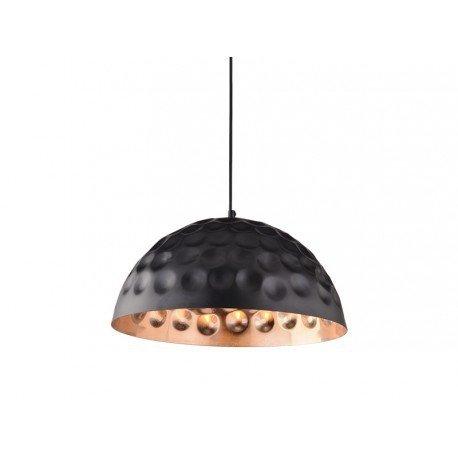 Lampa wisząca AZzardo JIM Black copper 71346-1 BK/CO