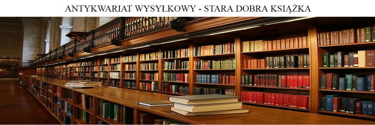 Antykwariat Stara Dobra Książka