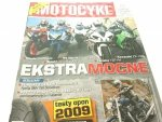 MOTOCYKL NR 177. 8 SIERPIEŃ 2009