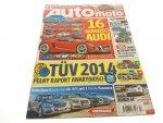 AUTO MOTO NR 2/2014 (213) 16 NOWOŚCI AUDI