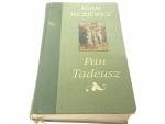 PAN TADEUSZ - Adam Mickiewicz 1995