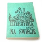 LITERATURA NA ŚWIECIE NR 1 (210) STYCZEŃ 1989