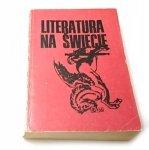 LITERATURA NA ŚWIECIE NR 8 (133) SIERPIEŃ 1982