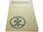 KONRAD WALLENROD - Adam Mickiewicz (1980)