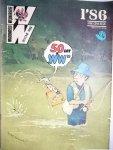 WIADOMOŚCI WĘDKARSKIE 1-1986