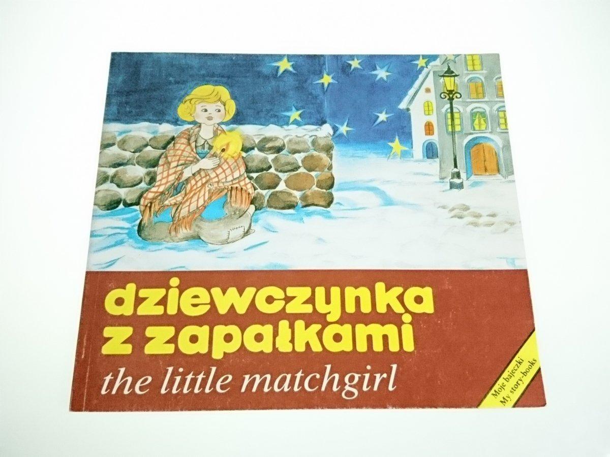 Dziewczynka Z Zapałkami The Little Matchgirl 1991