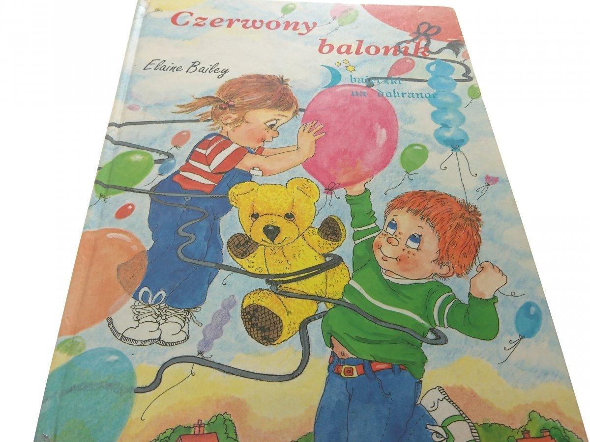 Czerwony Balonik Elaine Bailey 1991