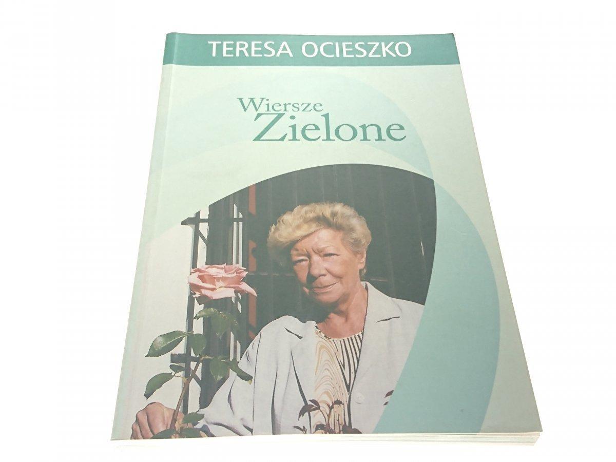 Wiersze Zielone Teresa Ocieszko 2007