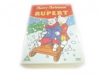 MERRY CHRISTMAS WITH RUPERT DVD