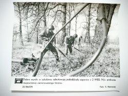 KRONIKA WAF 22/86 (529) PODODDZIAŁY SAPERÓW Z 2 WBS FOT. KACZOREK