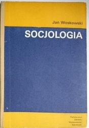 SOCJOLOGIA - Jan Woskowski 1972