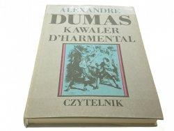 KAWALER D'HARMENTAL - Alexandre Dumas 1989