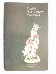 ENGLISH 18TH CENTURY PORCELAINS. 16 POCZTÓWEK