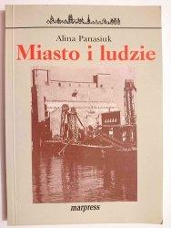 MIASTO I LUDZIE - Alina Panasiuk 2000