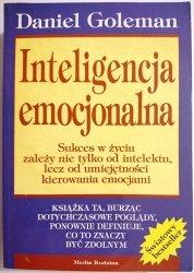INTELIGENCJA EMOCJONALNA - Daniel Goleman 1997