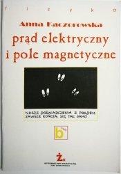 PRĄD ELEKTRYCZNY I POLE MAGNETYCZNE - Kaczorowska