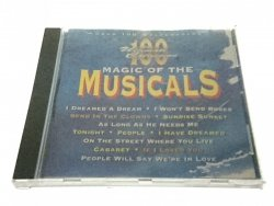 100 THE ULTIMATE COLLECTION. MAGIC OF THE MUSICALS