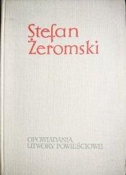 OPOWIADANIA, UTWORY POWIEŚCIOWE - Żeromski 1964